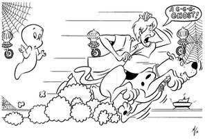 Scooby Doo Meets Casper