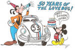50 Years of the Love Bug
