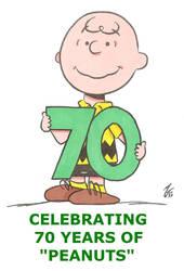 Peanuts 70th Anniversary