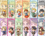AXIS POWERS HETALIA GOODS