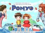 Ponyo Ponyo Ponyo