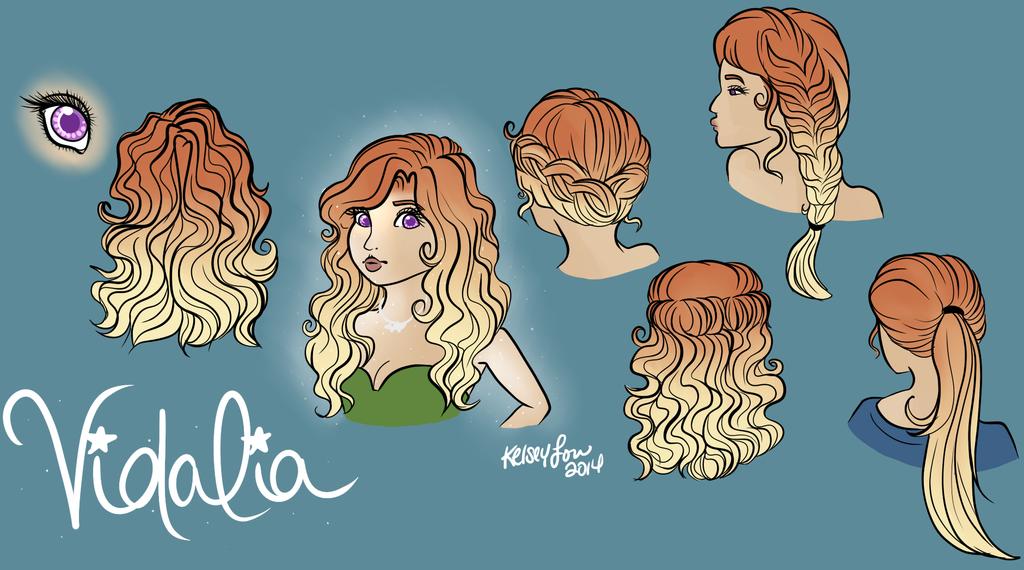 Vidalia: Hair Ref by KeLou