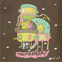 beep beep candybots by loveshugah