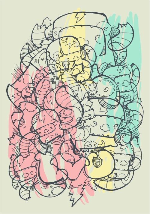 doodledoods by loveshugah