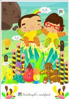 candycandycandyland by loveshugah