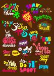 various type