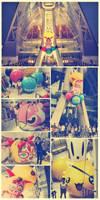 BAM BAM GO balloon