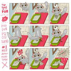 Gang of Fur Comic : Missed Target