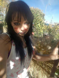 be mine forever join me in my undead garden by katastrophicart420