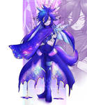 (Closed) Adoptable Auction: Nebula/daemon/Purple