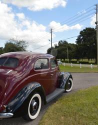 Vintage Classic Car - OvahFxDigitalRealmFx