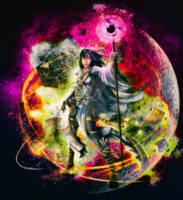 Lyssa - Toxic Moon - Art Evolution Fx