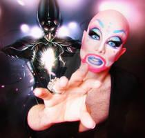 Alien Abduction Glam Probe Fx