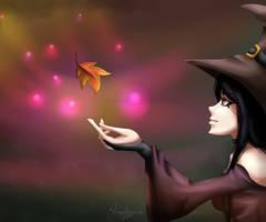 Magic in the Air by Reynbeau12