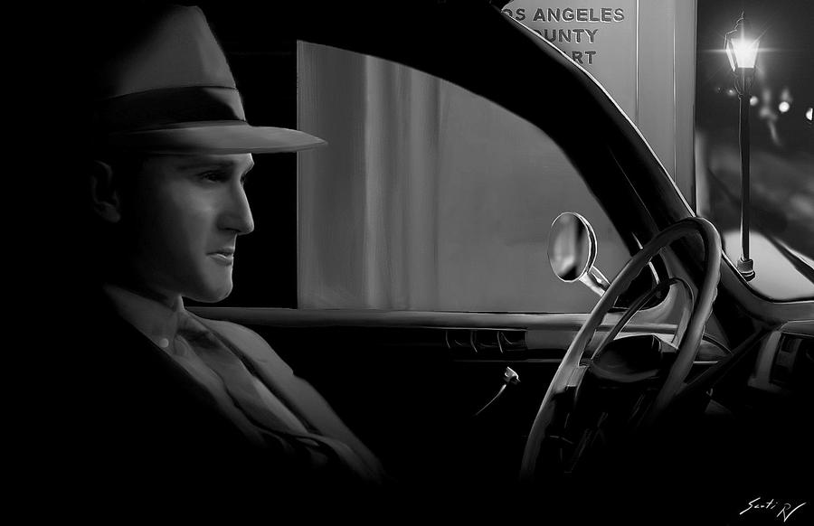 LA Noire Car Time by santi-yo