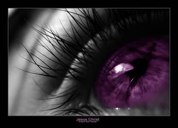 Eye on Jesus Christ by P-Epic