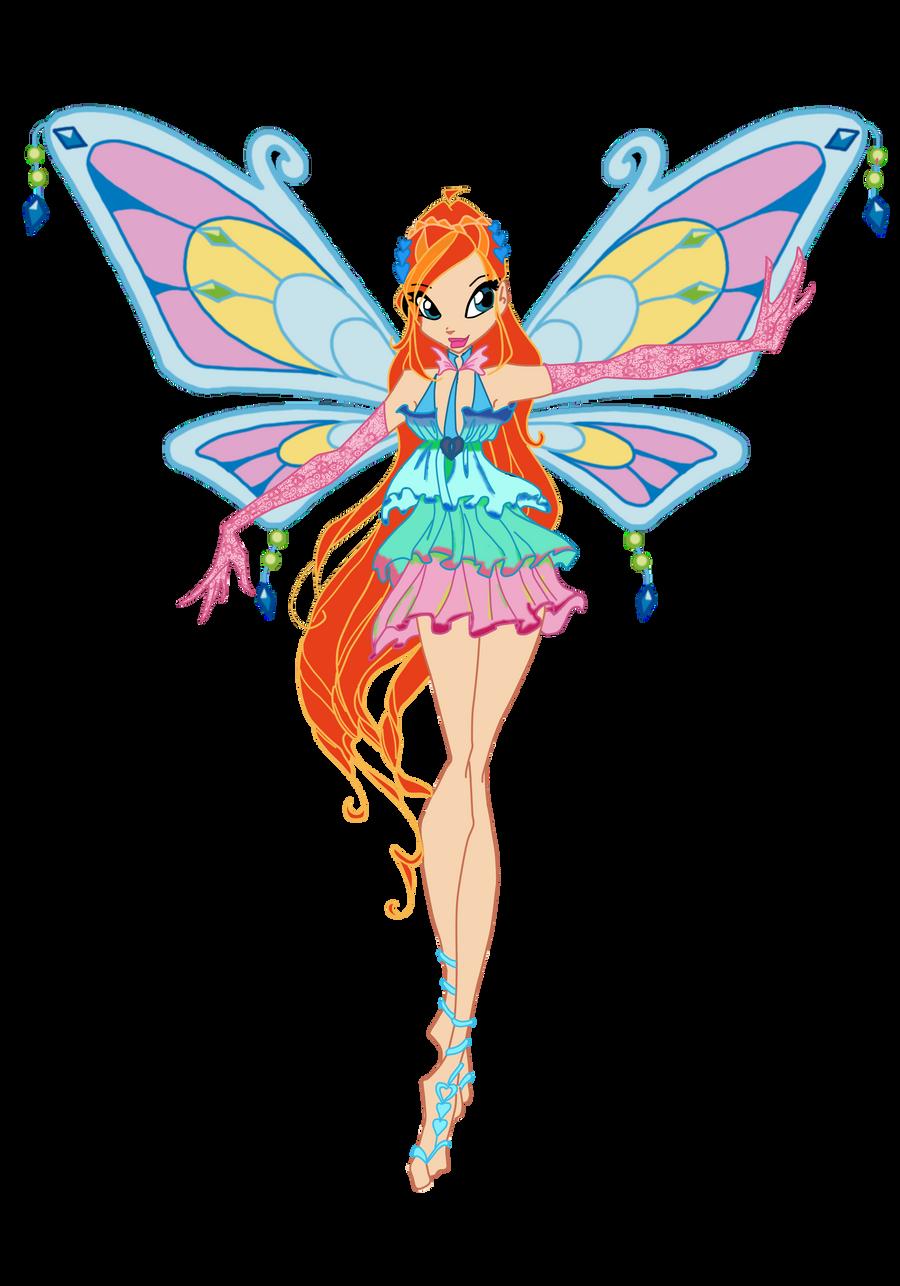 Bloom enchantix by animecolourful on deviantart - Winx club bloom enchantix ...