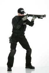 Police Stock 1 by Blaq-Unicorn