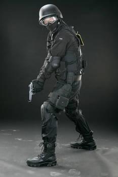 SWAT pistol 1