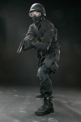 SWAT pistol 2