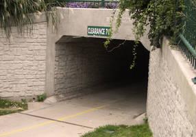 Bicycle Tunnel by KelHemp