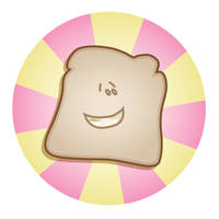 Happy Bread by KelHemp