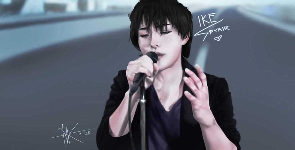 Ike~Beautiful Days by shinekonoyaro