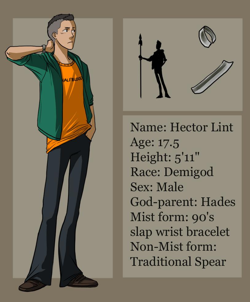 DR - Hector Lint by Ranya-Ni