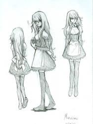 Dead Girl by Ranya-Ni