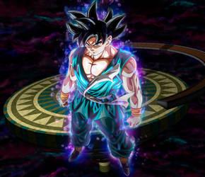 Goku Final2 by LinkitOx