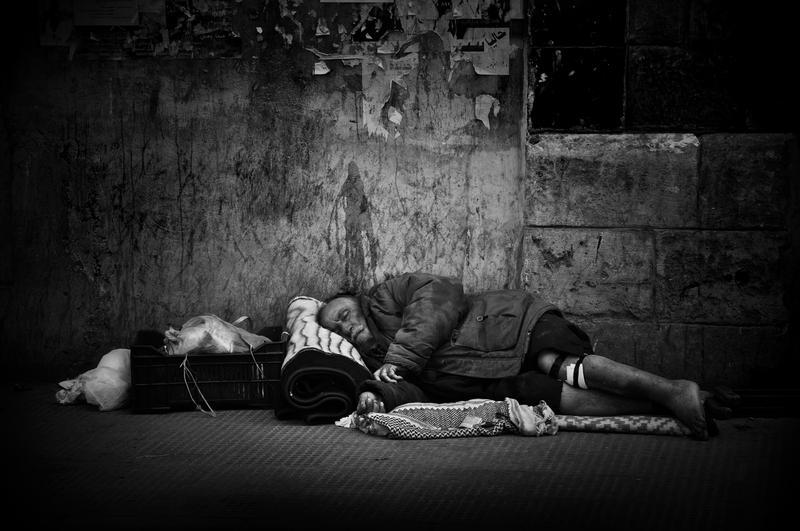 Sleep like there's no tomorow by DeviousClown