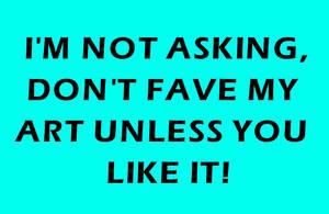 stop fake faving