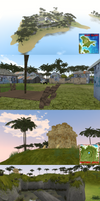 FeralCry3  [FarCry3 Map Pack] by xPaper-Gangsta