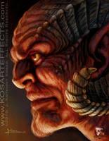 Warm-up 11-24-10 Demon by KOSARTeffects