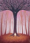 tree of Life by NadiaDibaj