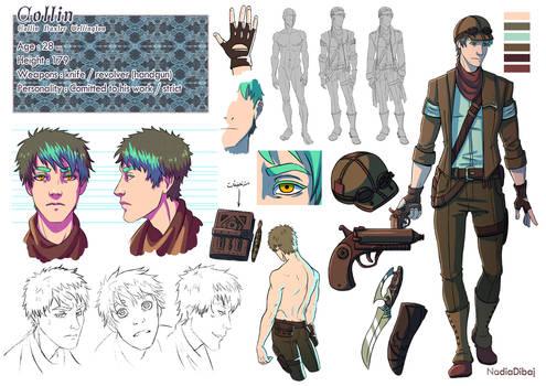 OC-Collin-characterdesign