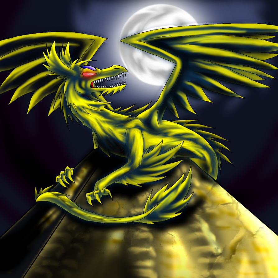 The Winged Dragon of Ra - Sphere Mode | Yu-Gi-Oh! | FANDOM ...