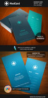 MedCard - Business Card by sne4D