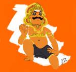 Hindu Temple God