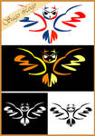 Dual Layer OWL logo