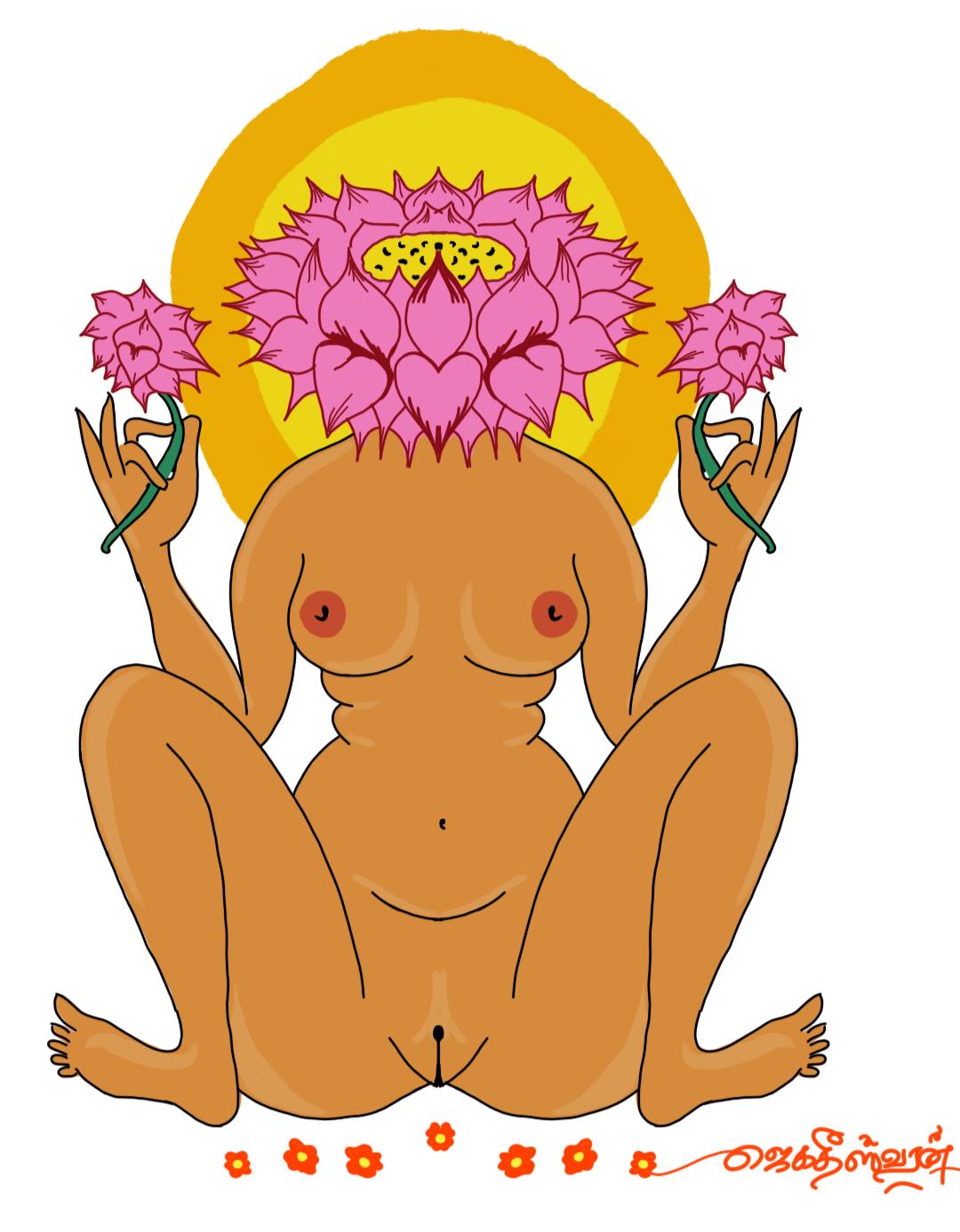 Thaai Goddess