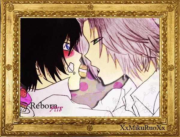 Kiss Cake by XxMikuRuoXx