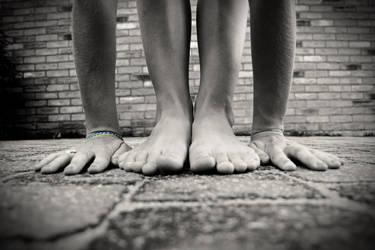 Standing Straight... by twinklingstarcatcher