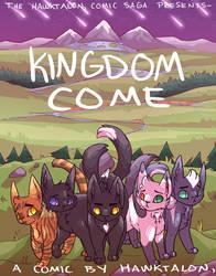 Kingdom Come cover by Hawktalon07