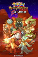 PMD: Outlanders -Cover 2.0 by Hawktalon07