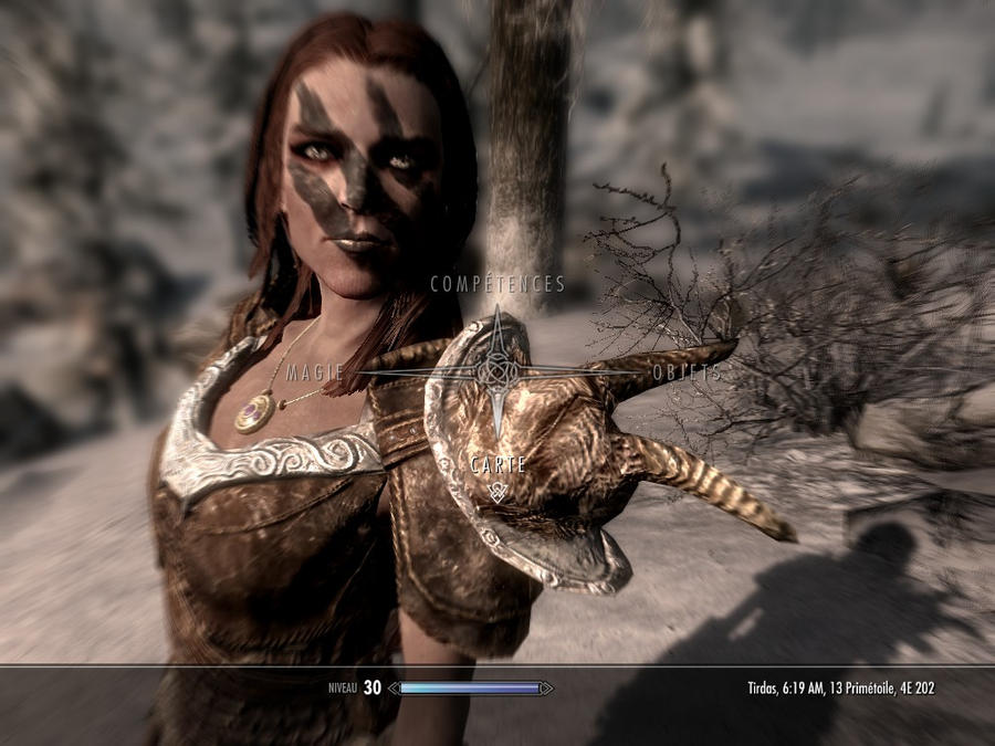 aela the huntress by MissGe on DeviantArt