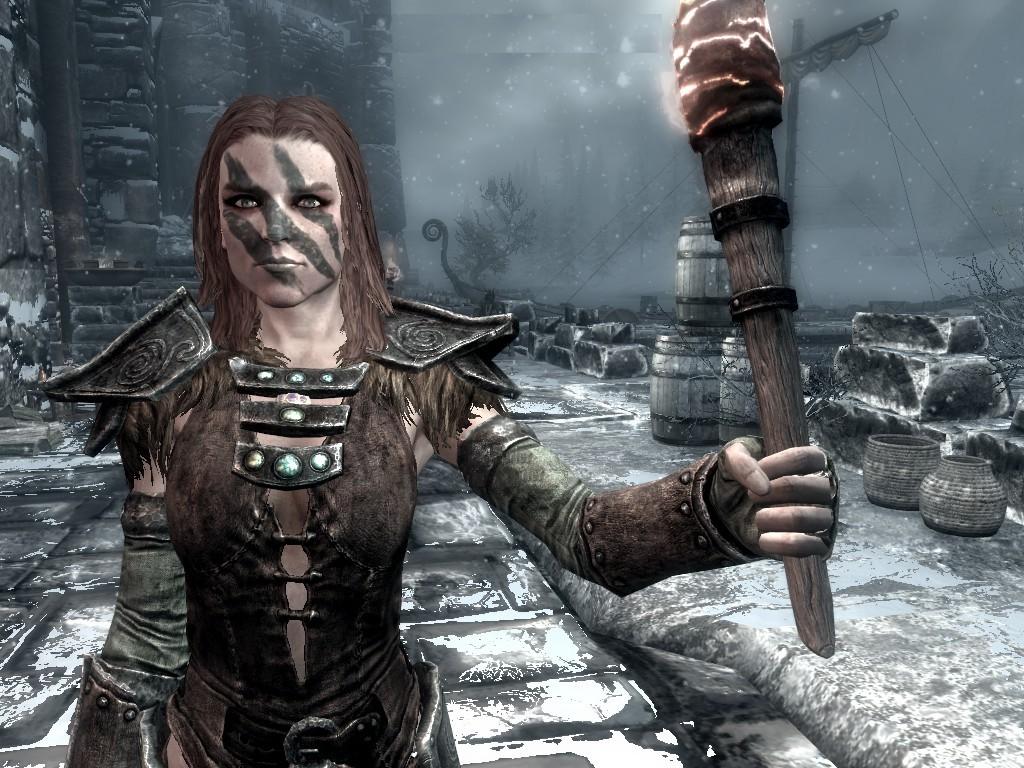 Aela the Huntress , Skyrim by MissGe on DeviantArt