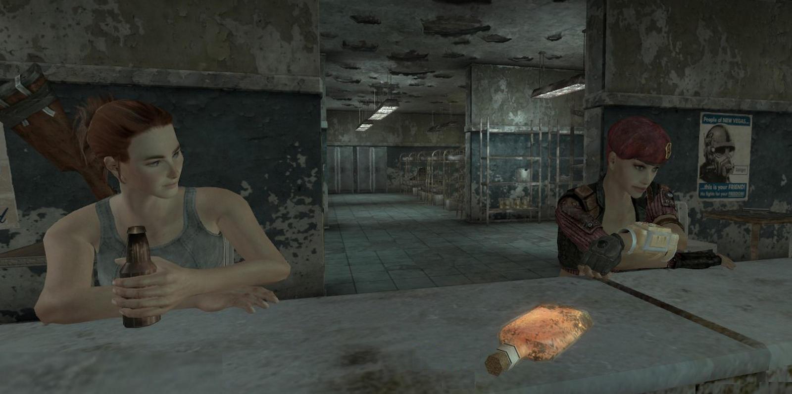 Fallout new vegas cassidy porn porno tube