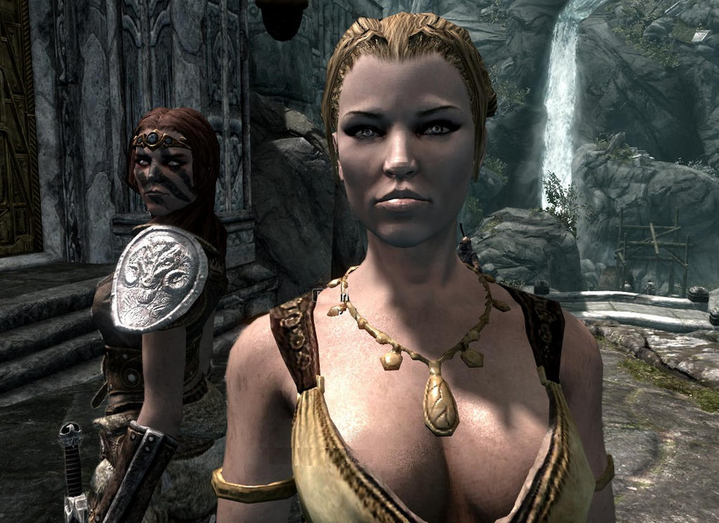 Skyrim - Sex In Markarth