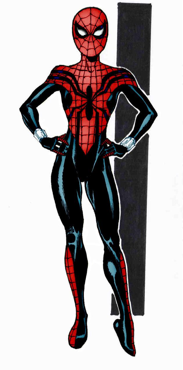 Spider-Woman by Dwayne Biddix Art | Spider woman, Marvel
